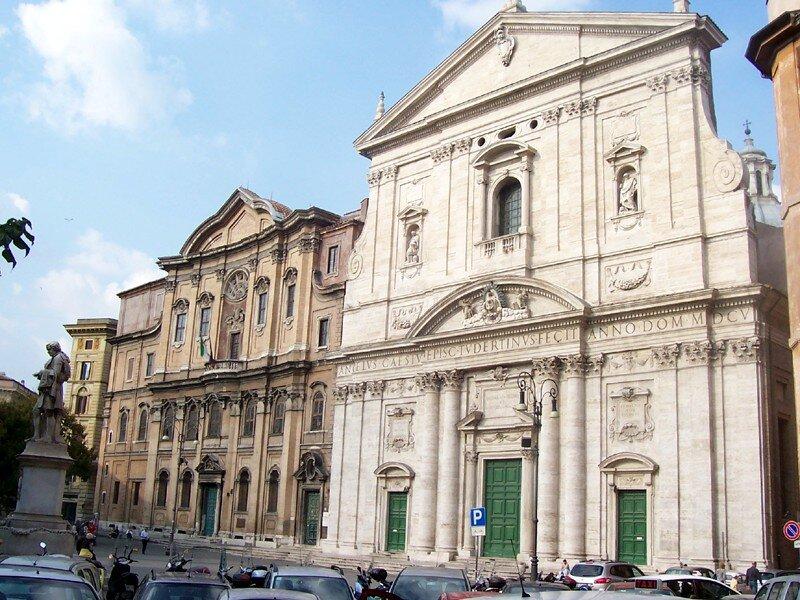S Maria In Vallicella Laboratorio Roma