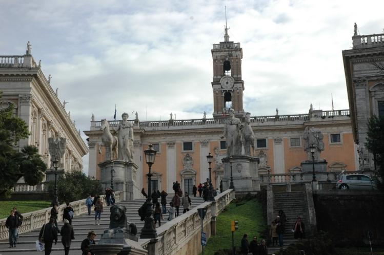 ai Musei Capitolini - Laboratorio Roma